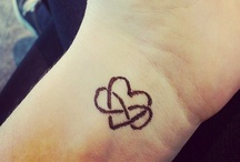 Tattoo's / by Joey