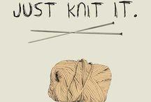 Knitting / by Isabel Garcia Romero
