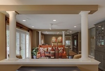 Family Room Kitchen Combos / by Case Design/Remodeling, Inc.