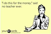 Teaching/Classroom / by Robyn Gallagher