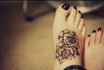 Tattoos / by Rachel Schmitz