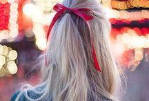 hair/makeup / by Lauren McDonnell