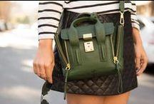 Bags on Bags on Bags / by Rachel Schmitz