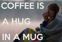 Coffee M☮J☮ Hug in Mug / We love our morning coffee...do you? Or are you a coffee clutcher throughout the day. Whatever your coffee patterns are there is no denying the there is a a global cultture of coffee clutchers so let's pin about our passion here. PLEASE NO SPAM, ADVERTISING, INAPPROPRIATENESS. Feel free to invite other clutchers and follow to join.  / by CD CREATIVE COMMUNICATIONS