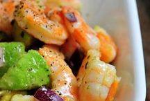 Salads, Salad Dressings, Salsas, Sauces / by Kortney Brand