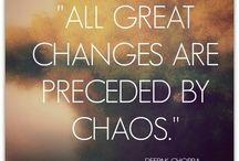 Inspirational quotes / Inspirational quotes, mottos and adverbs / by Yolanda