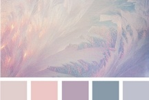 colour palettes / by Salomi Cilliers-Smit