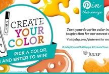 Create your Julep Color / by Danielle Kaminski