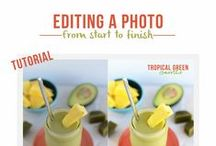 Photography tips / How to be a better photographer. Photography tips and tutorials.  / by Love, Life, Surf
