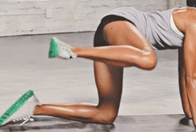 Workouts  / quick (and reasonable) workouts for this busy lady / by Nicole R