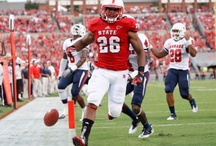 #uniwatch / Wolfpack competition style / by NC State Wolfpack