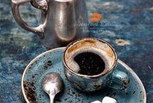 Coffee & Tea / by Sandy W