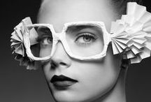 GIRLS WITH GLASSES / by Marc Bee