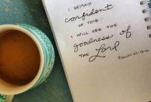 Bible Love / by Sandy W