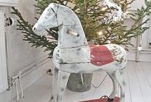 VINTAGE ~ CHRISTMAS ~♡ / by Pam Van Eyck