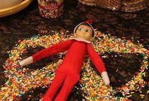 Elf on the Shelf / by Sandy W