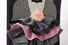 Stampin' Up Dress Framelits / by Linda LeVan