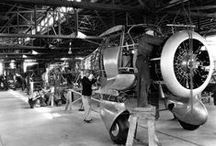 AVION - ASSEMBLY LINE / by Marc Bee