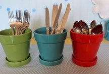Born to Serve: Tools of the trade / Serving ware and utensils and setup ideas / by Lauren Ashe Carlisle