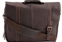 Bags / Messenger bags, camera bags, man bags, etc. / by Steven Suwatanapongched