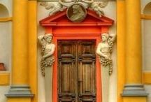 Gates, Doors, Windows, Balconies, & Arches / by Terry Bradshaw