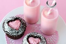 PINK FOOD! / by Taylor Jane