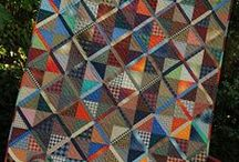 Scrappy Quilts / by Cyndy Huntington