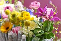 Spring Weddings / Beautiful ideas for your spring wedding flowers / by Interflora - The flower experts