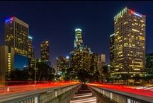 Los Angeles Photography / Pictures I took in my current city, Los Angeles / by Steven Suwatanapongched