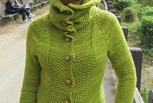 Knitting / by Lea Kobayashi
