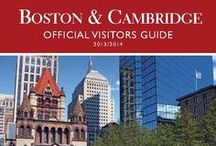 Great Guidebooks to a Great City /  Guidebooks to Boston & Cambridge for leisure travelers, convention attendees and meeting planners.  / by Boston USA