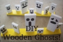 Halloween / by Jill {Enchanted Homeschooling Mom}