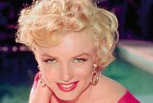 Marilyn / by Lucy Schmidt
