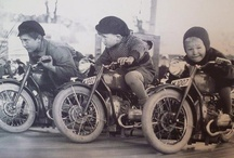 MOTORCYCLES / by Ray Stafford