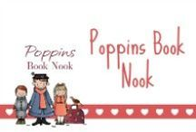 Poppins Book Nook / A monthly virtual book club from some of your favorite bloggers sharing a spoonful of reading fun on the last Monday of each month. / by Jill {Enchanted Homeschooling Mom}