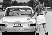 CARS VANS TRUCKS / by Ray Stafford