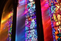 STAINED GLASS / by Ray Stafford