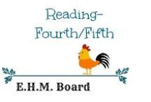Reading- Fourth/Fifth / Ideas & Resources for helping your child succeed and enjoy reading.  One of the five strands for Language Arts. / by Jill {Enchanted Homeschooling Mom}
