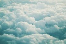 Sky and Clouds / by Meta B