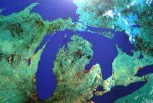 Michigan History / by Carla Sawyers