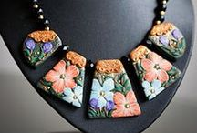 Necklaces : PC Inspiration / by CreatedWithFire Designs / Tina & Kelly Adams