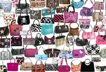 PURSES & HANDBAGS!   ❤ / A Woman can never have TOO many Purses!  Purses. Handbags. Totes. Wallets. Wristlets. Etc.  ❤ / by TRACY POWERS