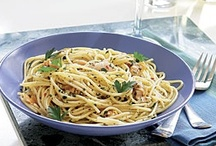 Pasta & Noodles & Gnocchi / by Susi D.