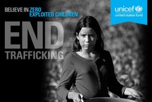 End Trafficking / The End Trafficking project is the U.S. Fund for UNICEF's initiative to raise awareness about child trafficking and mobilize communities to take meaningful action to help protect children. End Trafficking aims to bring us closer to the day when there are ZERO exploited children. http://www.unicefusa.org/campaigns/end-trafficking/ / by UNICEF USA
