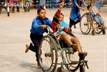 #thisability / Regardless of ability, all children have a right to reach their full potential. Each of us can make that happen and fight the vicious circle of poverty, exclusion and inequality: http://www.unicefusa.org/disabilities/ / by UNICEF USA