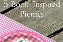 Book-Inspired Recipes / by Bookboard