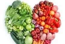 Whole Food Recipes / Recipes with food that has been processed or refined as little as possible and is free from additives or other artificial substances. / by Vanessa Knijn