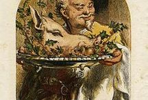 Holiday Yummies / Baking Recipes  / by French Antiques