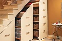 Home Storage / by Renee Gillot Zieglmeier