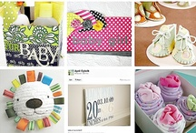 Baby Shower Gifts / by Renee Gillot Zieglmeier